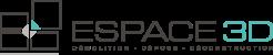 Espace 3d logo